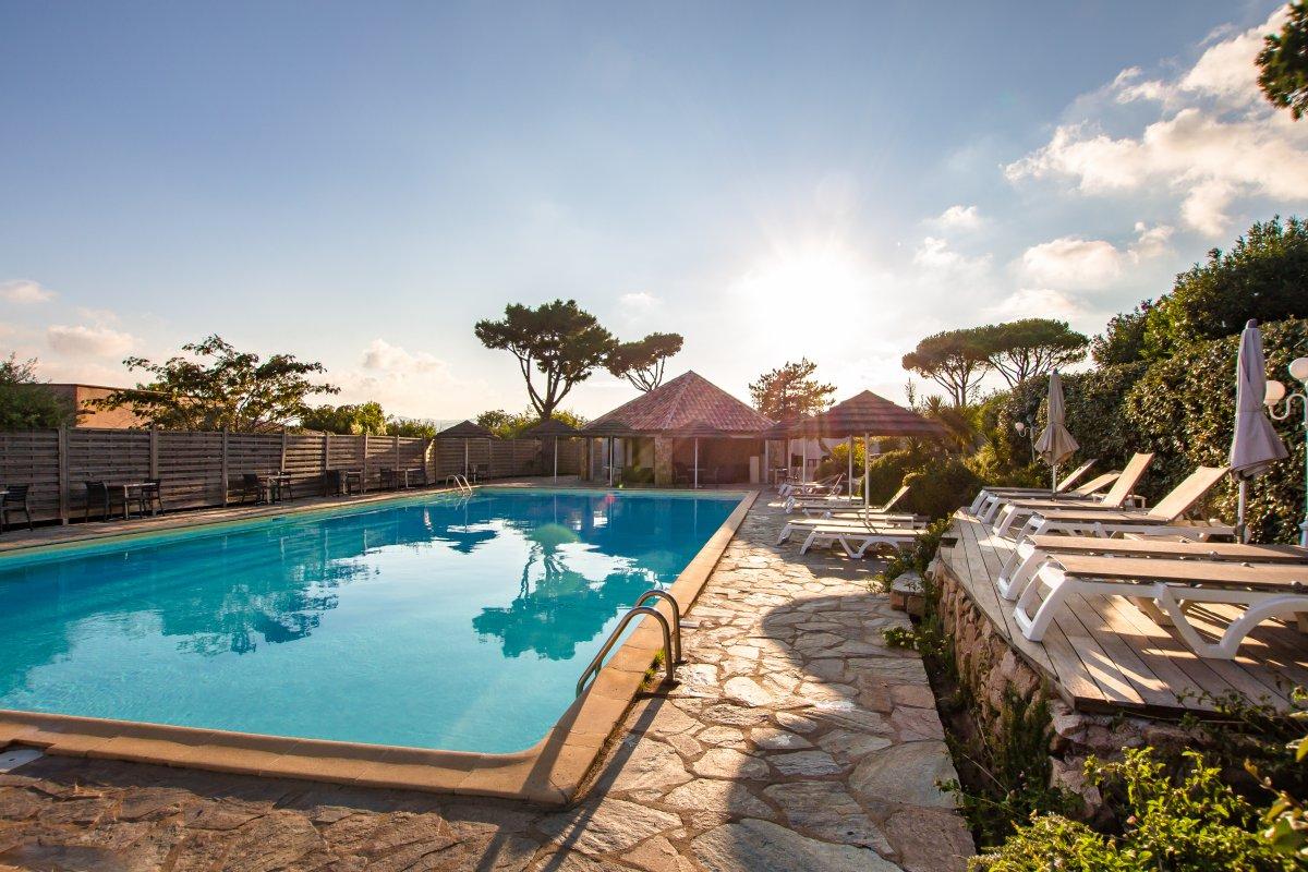 Vente mini villa vue mer à Porto Vecchio