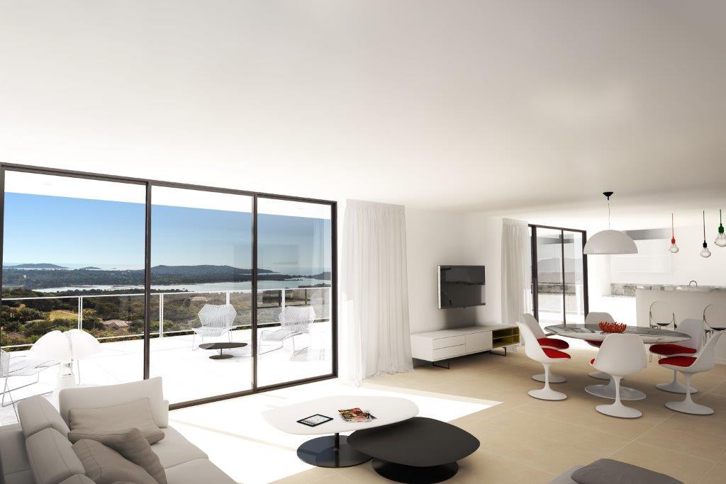 Vente appartement neuf porto vecchio corse patrimoine for Vente logement neuf