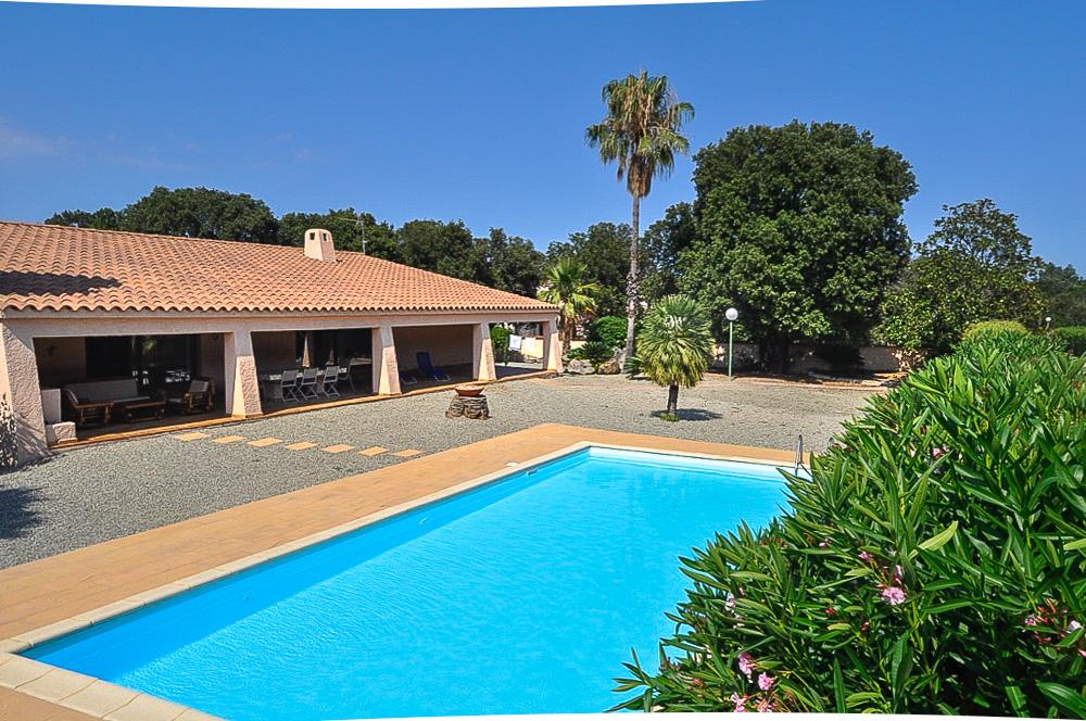 Belle Villa avec piscine à 300 m de la plage