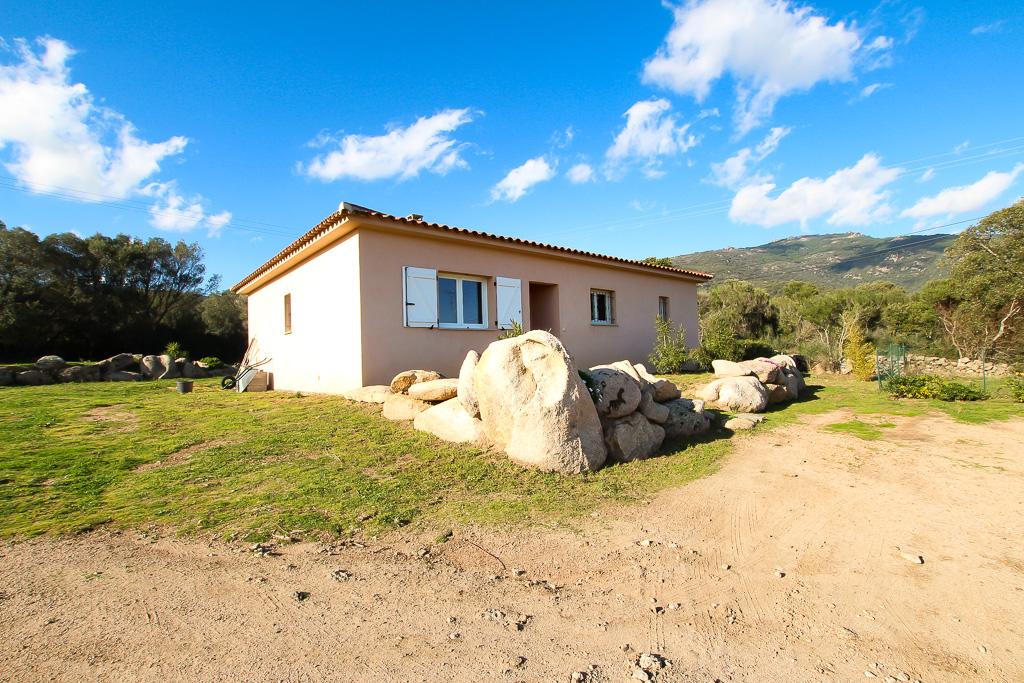 Vente villa T4 à Figari
