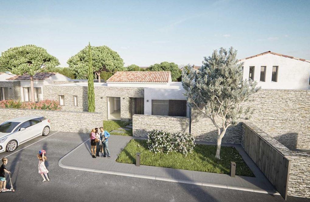Vente villa avec jardin et piscine privative à Lecci